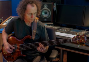 MARK EGAN WITH SIGNATURE BASS 1