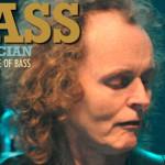 partial Bass Musicians Magazine cover photo of Mark Egan